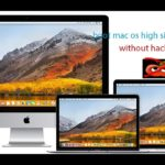 how to boot mac os high sierra on windows pc without hackintosh