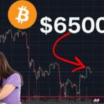 Bitcoin incoming correction from 6500 ? Will BTC hit 9000 ?