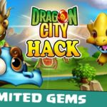 DRAGON CITY HACK 2018 – GENERATE UNLIMITED GEMS DAILY