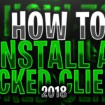 HOW TO INSTALL A MINECRAFT HACKED CLIENT IN 2018