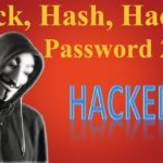 How to crack, Hash, Hack a password 2018 100 working