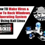 Kali Linux 2.0- How To Make A Virus How To Hack Windows