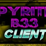 💥 NEW MC BEST HACKED CLIENT OF ALL TIME ? Pyrite B33