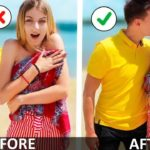 Summer Outfit Hacks DIY Life Hacks To Make You Look Feel and