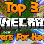 TOP 3 MINECRAFT SERVERS THAT ALLOW HACKING 1.81.91.12.2 2018