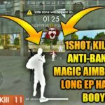 ⚡VIP MOD⚡ FREE FIRE🔥 UNLIMITED HEALTH HACK 1SHOT KILL