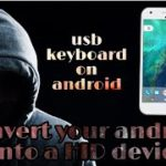 convert your android phone into a HID device hindi tutorial
