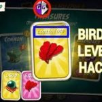 Angry Birds 2 birds level hack. Game Guardian