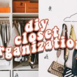 DIY Closet Organization IDEAS + HACKS (2018) Lone Fox