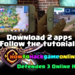 Defender 3 Cheat tool – How to get unlimited Crystals and Coins