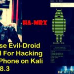 How to use Evil-Droid Best Tool For Hacking Android Phone