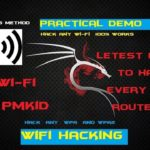 New Method Hack Wi-Fi Password With PMKID Crack Any