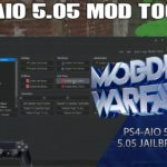 PS4-AIO Mod Tool 5.05 Release + Tutorial