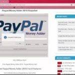 Paypal Add Money Hack