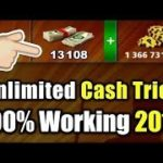Unlimited Cash Trick 2018 😱 Latest 100 Working 😍 8 Ball
