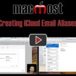 Creating iCloud Email Aliases (1739)