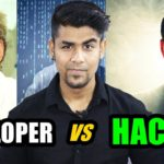 HACKER VS PROGRAMMER Who is best ? Who Has More Knowledge ?