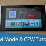How to boot RCM Mode and install a Custom Firmware – Nintendo