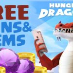 Hungry Dragon Cheats – Hungry Dragon Gems Hack iOS Android No