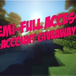 Minecraft Semi-FA account giveaway