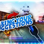 TAKING YOUR SUGGESTIONS… Minecraft Hacking