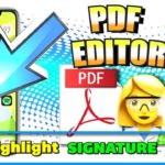 TopBest FREE PDF Editor for iPhone, iPad, Android, Windows, and