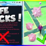 What HACKS are SAFE for SPOOFING🕹️Pokemon Go Hack Android