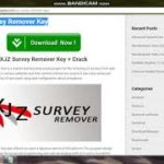 XJZ Survey Remover With Crack
