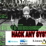 how to hack AndroidWindowsMacOSLinux using Kali Linux 2018.3
