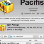 Copy One Application only From Mac OS X installer Pacifist