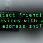 Detect Your Friends Devices with a NodeMCU MAC Address Sniffer