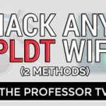 HACK ANY PLDT WIFI (DEFAULT ONLY) TheProfTV