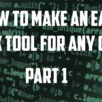 HOW TO MAKE AN EASY HACK TOOL FOR ANY GAME – PART 1