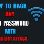 How To Hack Any WIFI With Android Word List Attack