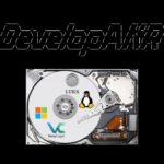 How to install multi boot system in one physical drive with full