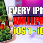 Get EVERY Official iPhone WALLPAPER Ever Released (iOS 1 – iOS