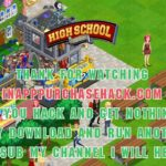 High School Story Cheats Hack Tool Download – How To Hack High