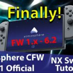 How to Hack Firmware 6.2 for Nintendo Switch – Atmosphere 0.8.2