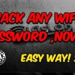 How to crack any wifi password