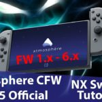 How to hack Nintendo Switch Firmware 6.1 – Atmosphere 0.7.5