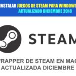 Instalar juegos de Steam para Windows en Mac (ACTUALIZADO