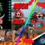 🔥MEGA hack FREE FIRE (MOD MENU) 2018🔥