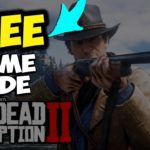 Red Dead Redemption 2 FREE Game Code for PS4 and XBOX ONE