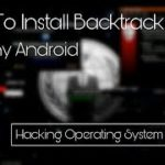 How To Install BackTrack OS On Any Android Without Root