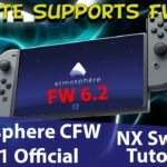 How to Hack Firmware 6.2 Nintendo Switch – Hekate and Atmosphere