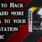 How to hack and add more games to your Playstation Classic with