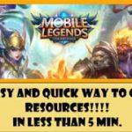 Mobile Legends Hack ⇨ Get Free Diamonds and Coins in 2