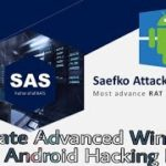 ( SAS ) Saefko Attack Systems Advance Windows Or Android Hacking