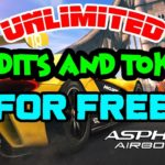 Asphalt 8 Hack – How to get tokens and credits iOS and