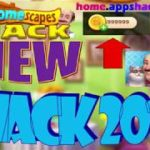 Homescapes Hack- Unlimited Coins and Stars Cheat 2019 100